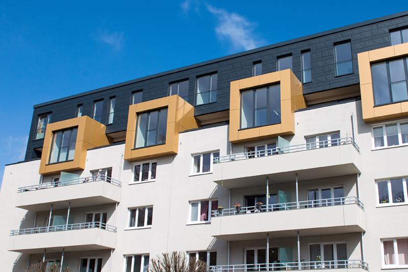 Fenstermontage vom Montagebetrieb Haß bei Kiel
